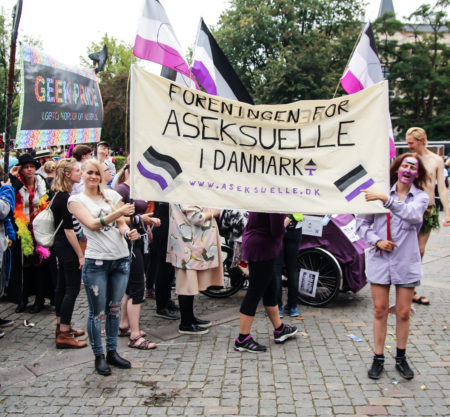 foreningen for aseksuelle